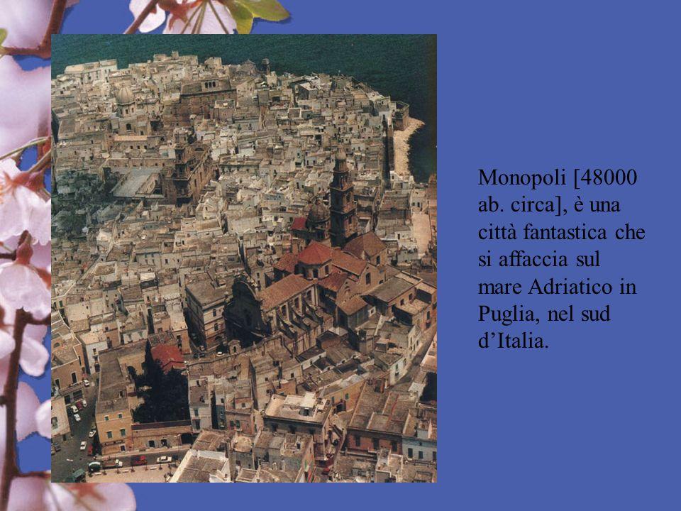 Monopoli [48000 ab.